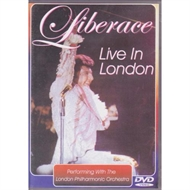 Live In London - Liberace (DVD)