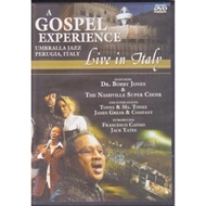 A Gospel experience - Live in Italy (DVD)