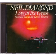 Love at the Greek (CD)