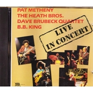 Live in Concert (CD)