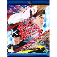 Speed racer and License to wed - 2film (Blu-ray)