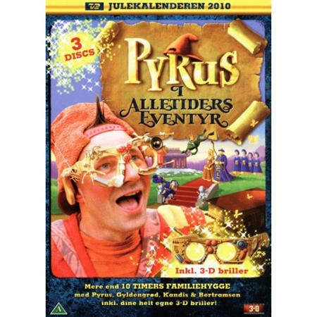 Pyrus - I alletiders eventyr (DVD)