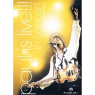 Live in concert - On the new world tour (DVD)