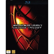 Spider-man: Deluxe trilogy (Blu-ray)