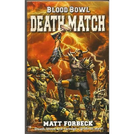 Blood bowl death match (Bog)