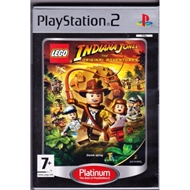 Lego Indiana Jones: The original adventures (Spil)