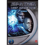 Star trek - Deep space nine - Sæson 3 (DVD)
