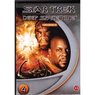 Star trek - Deep space nine - Sæson 4 (DVD)