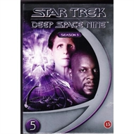 Star trek - Deep space nine - Sæson 5 (DVD)