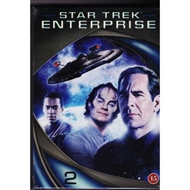 Star trek - Enterprise - Sæson 2 (DVD)