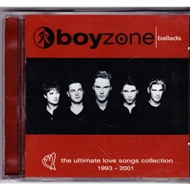 The ultimate love songs collection 1993 - 2001 (CD)