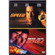 Speed 1 og 2 (DVD)