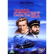 20.000 leagues under the sea (DVD)