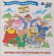 Richard Scarrys travle verden (CD)