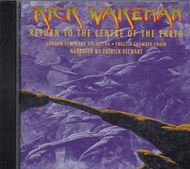 Return To the Centre Of the Earth (CD)