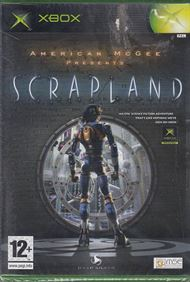 American McGees Scrapland (Spil)