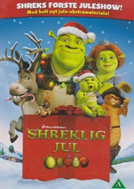 Shreklig Jul (DVD)