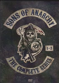 Sons of Anarchy - Complete series (DVD)