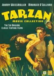 Tarzan - Movie Collection (DVD)