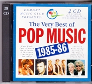 The very best of POP music 1985-86 (CD)