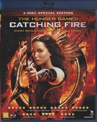 The Hunger games - Catching fire (Blu-ray)