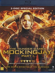 The Hunger games - Mockingjay Part 1 (Blu-ray)