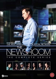 The Newsroom - Complete series (DVD)