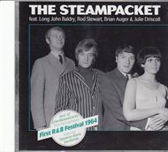 The Steampacket (CD)