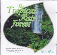 The Tropical rain forest (CD)