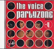 The Voice Partyzone 4 (CD)