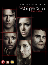 The Vampire diaries - Complete series (DVD)