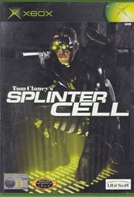Tom Clancey's Splinter cell (Spil)