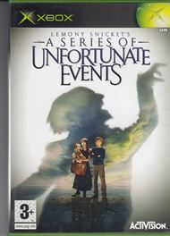 Lemony Snicket's a series of unfortunate events (Spil)