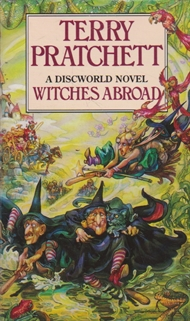 Witches abroad (Bog)