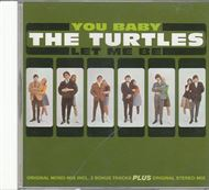 You Baby let me be (CD)